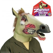 Zombiehäst Mask