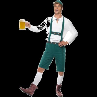 Oktoberfest-dräkt