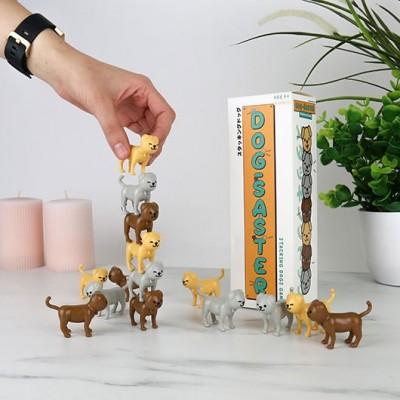 Dogsaster - Stapla Hund Spelet