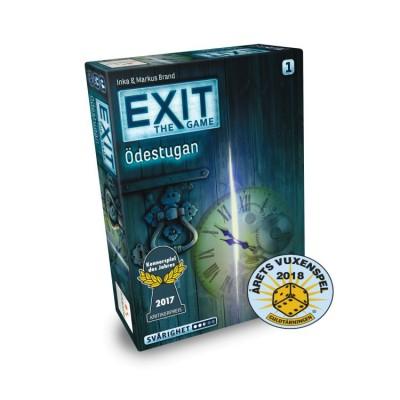 EXIT: Ödesstugan, Samarbetsspel