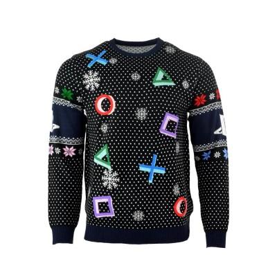Jultröja Playstation Symbols