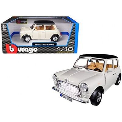 Mini Cooper 1969 1:18 Bburago