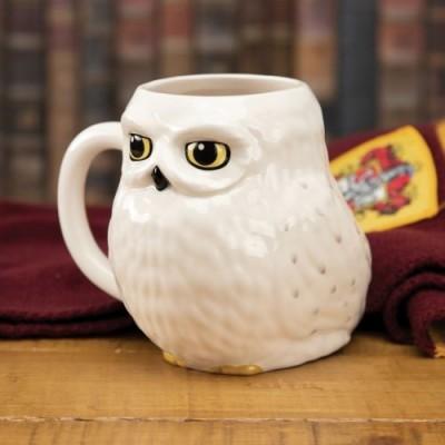 Harry Potter Hedwig 3D Mugg