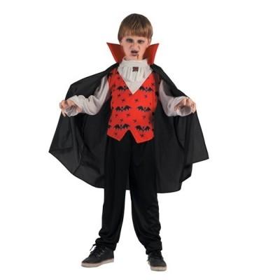 Vampyrpojke Maskeraddräkt Barn