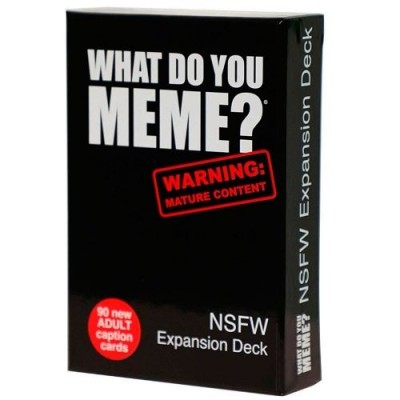 What do You Meme? NSFW Edition (EN)