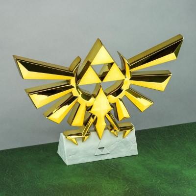Zelda Hyrule Crest Lampa