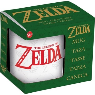Mugg the Legend of Zelda