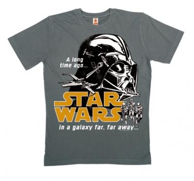 Darth Vader T-shirt Organiskt Bomull thumbnail