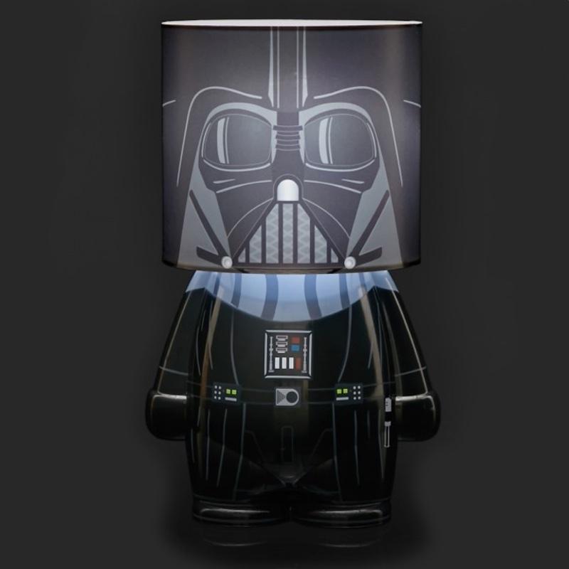 Star Wars LED Bordslampa Darth Vader thumbnail