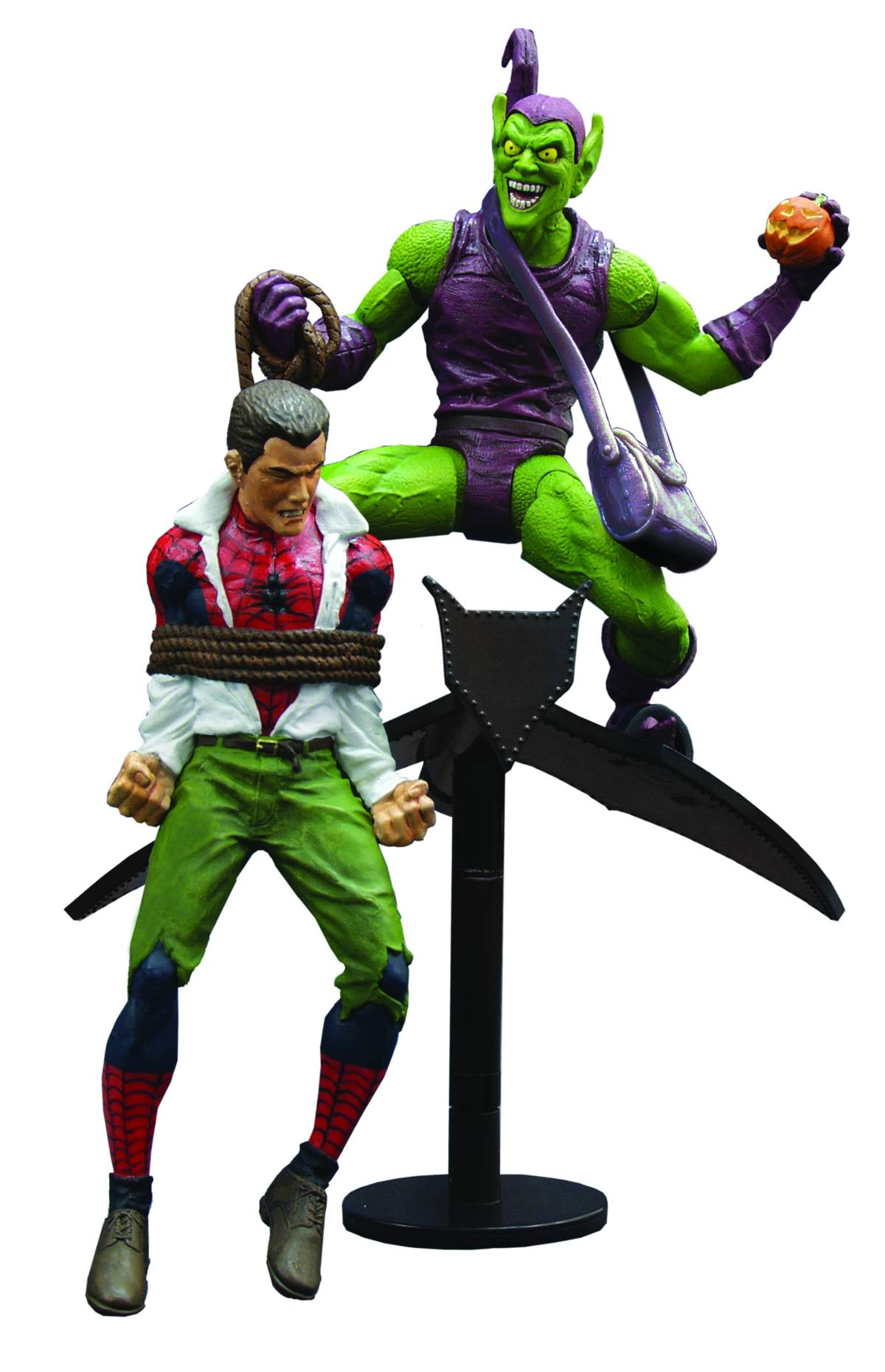 MARVEL Green Goblin Actionfigur thumbnail