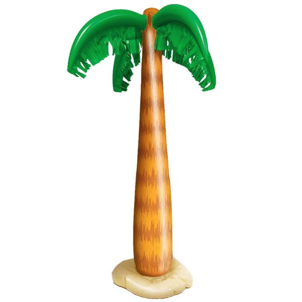 Uppblåsbar Hawaii Palm 86cm