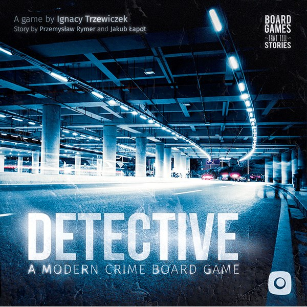 Detective - A Modern Crime Game, Strategispel