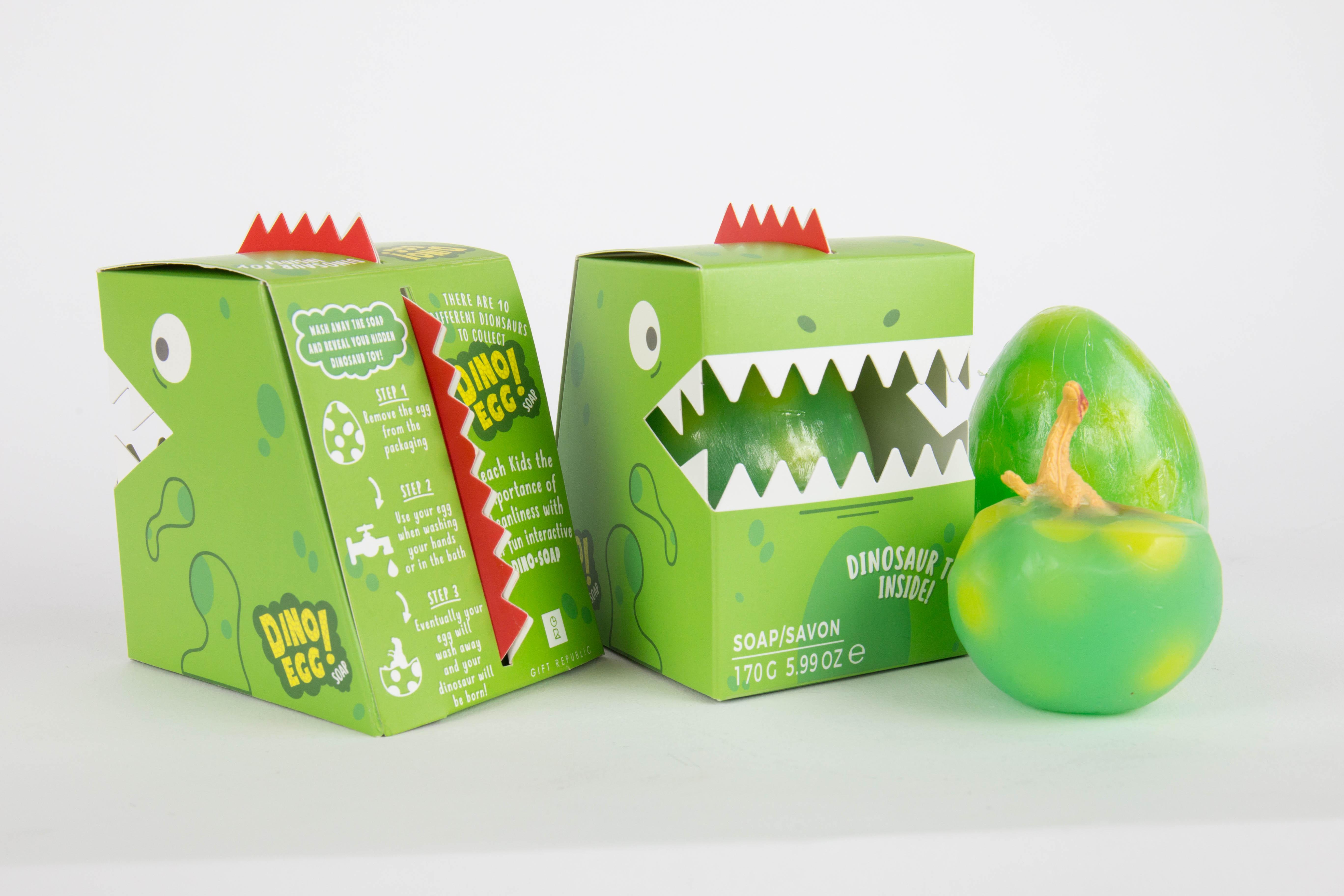 Tvål Dinosaurieägg