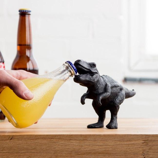 Dinosaurie - Kapsylöppnare T-Rex