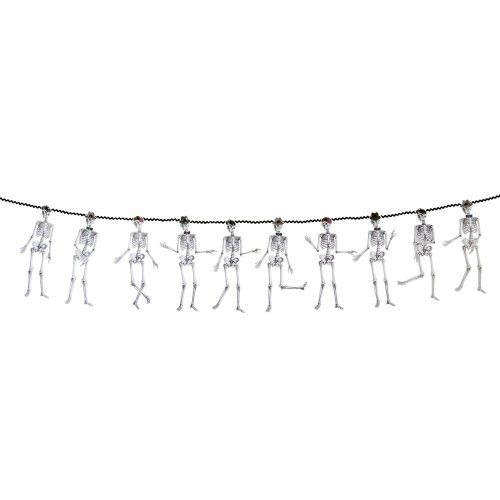 Girlang Hängande Skelett