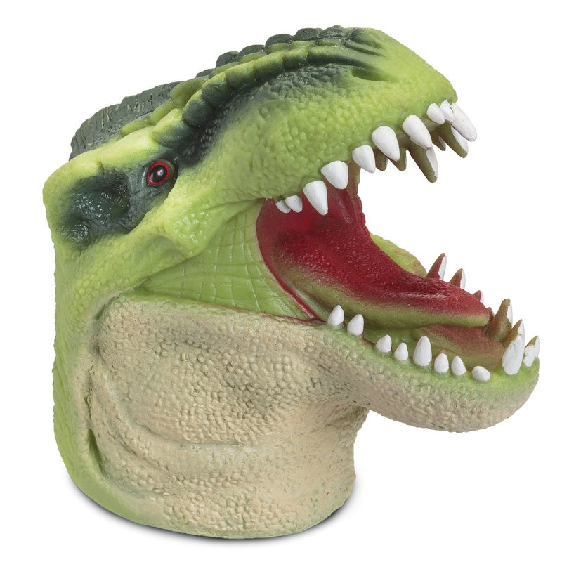 Handdocka Dinosaurie