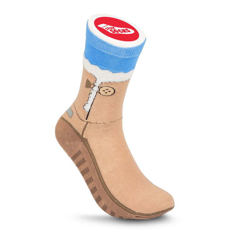 Snuggs Strumpor Silly Socks