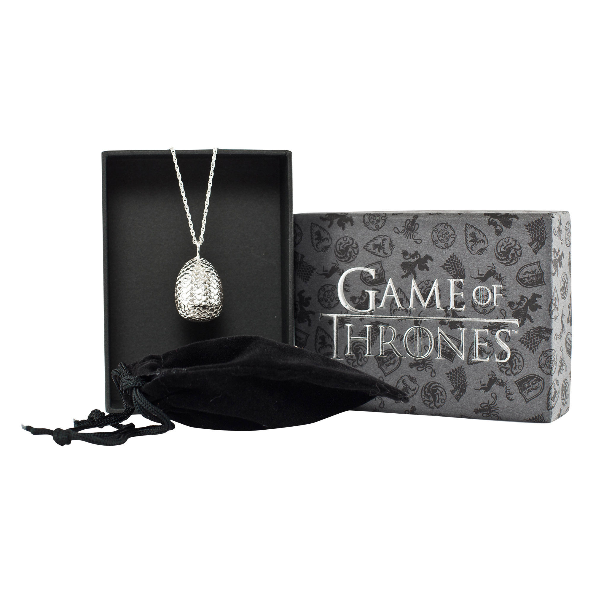 Game of Thrones Dragon Egg Halsband thumbnail