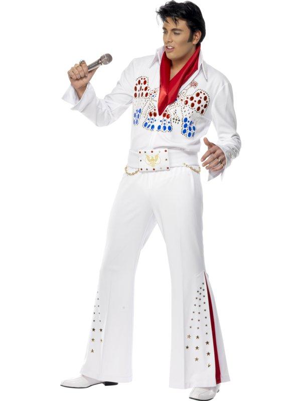 Elvis Maskeraddräkt CoolStuff.se