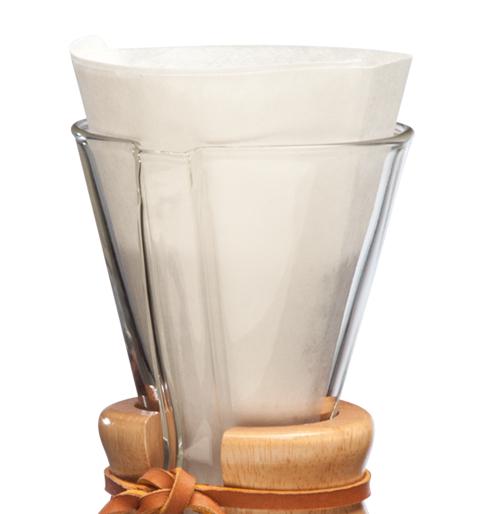 Chemex Kaffefilter 1-3 koppars