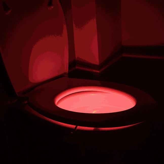 Illumibowl Nattlampa För Toaletten
