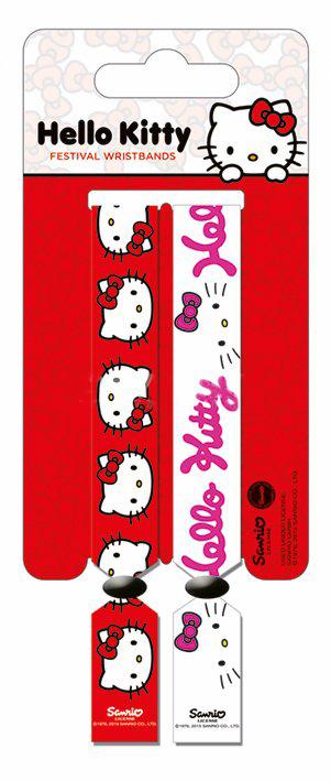 Hello Kitty Festivalarmband