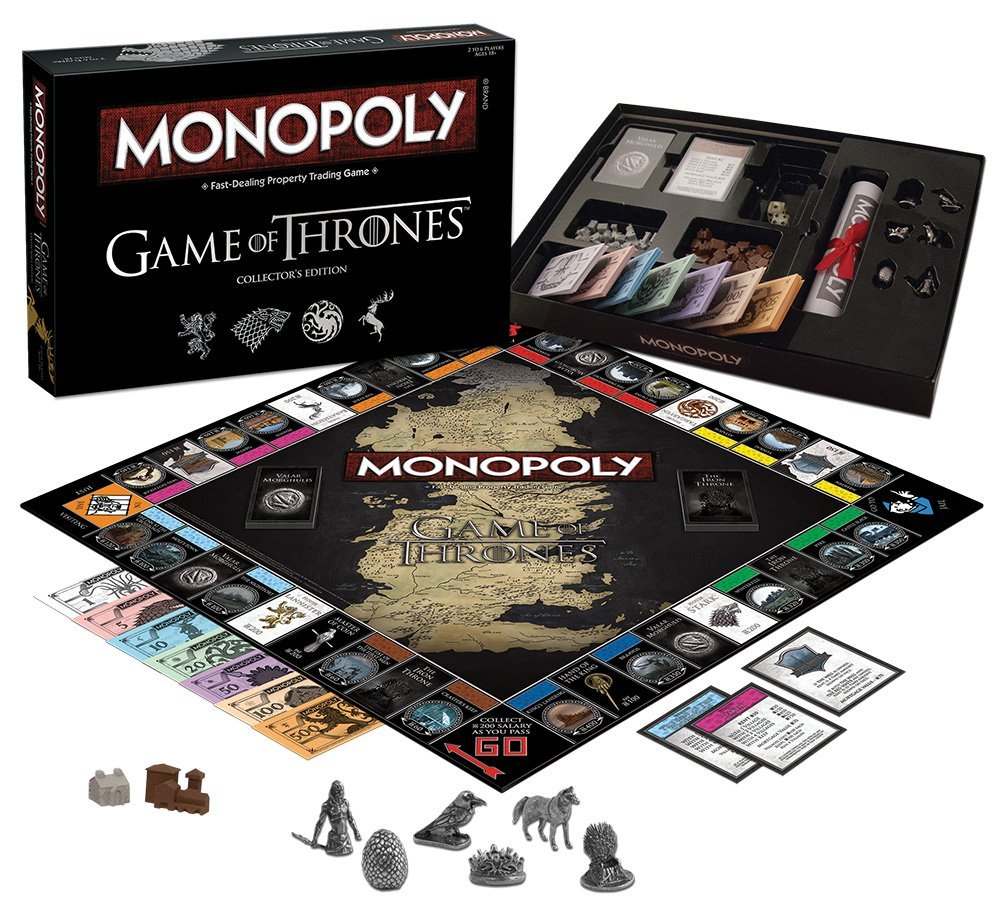 GAME OF THRONES MONOPOL thumbnail