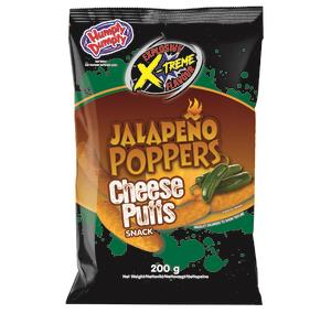 Jalapeno Poppers Cheese Puffs 200g