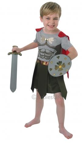 Gladiator Maskeraddräkt Barn