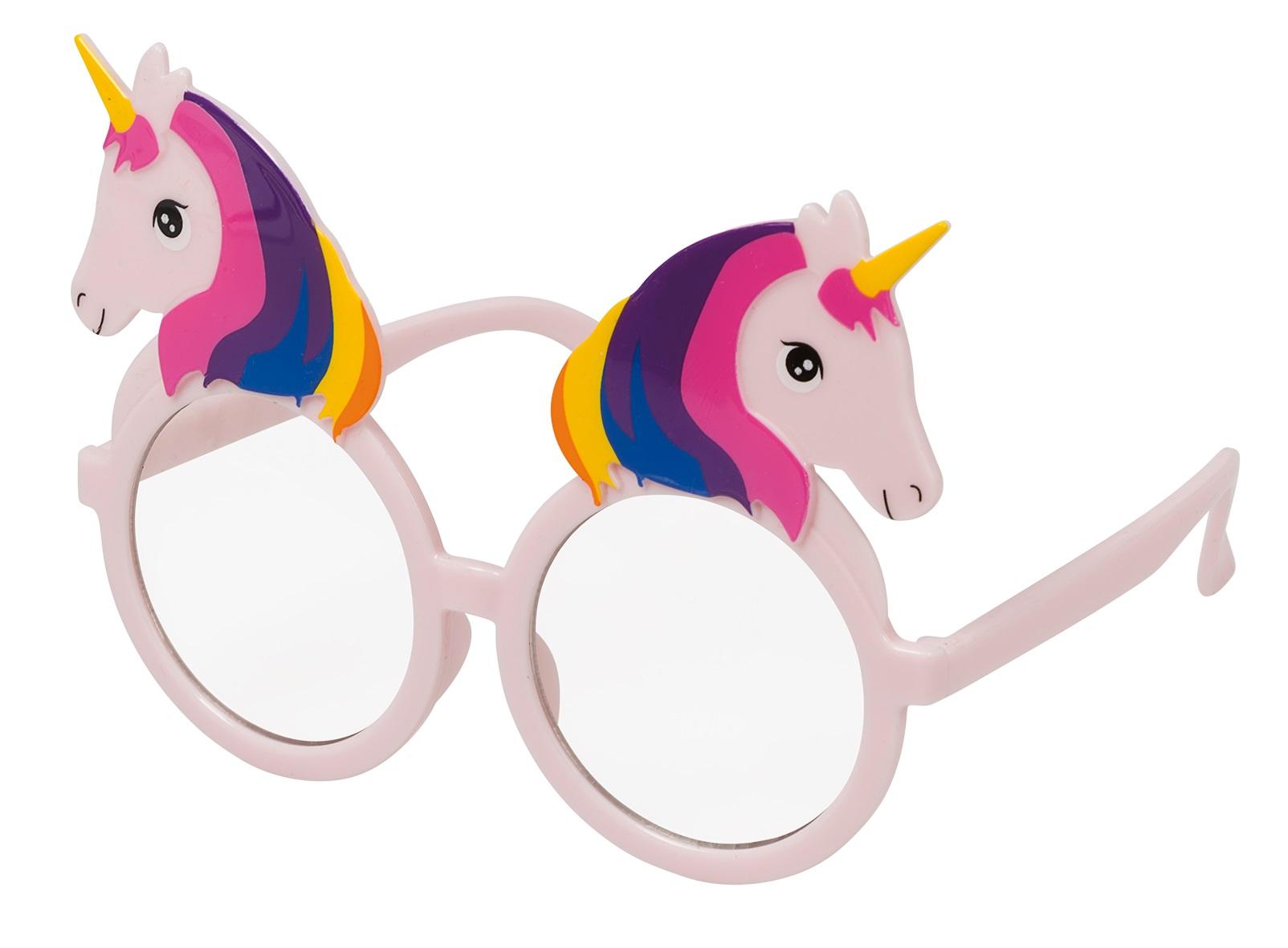 Glasögon Enhörningar