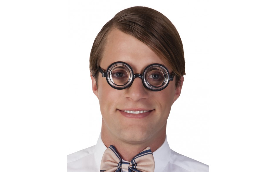 Glasögon Nörd