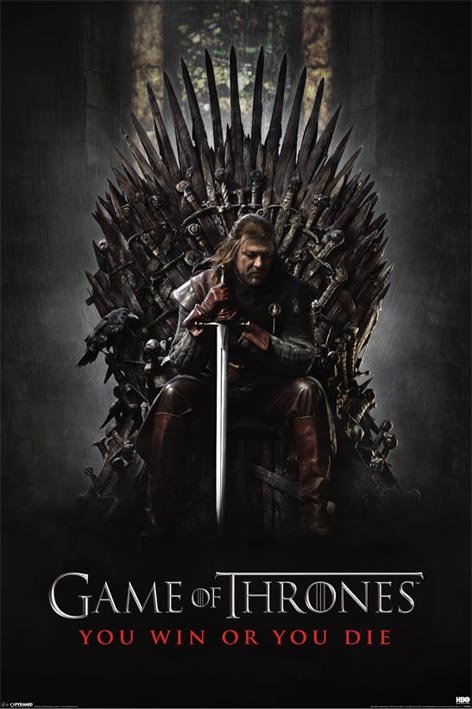 GAME OF THRONES (YOU WIN OR YOU DIE) POSTER thumbnail