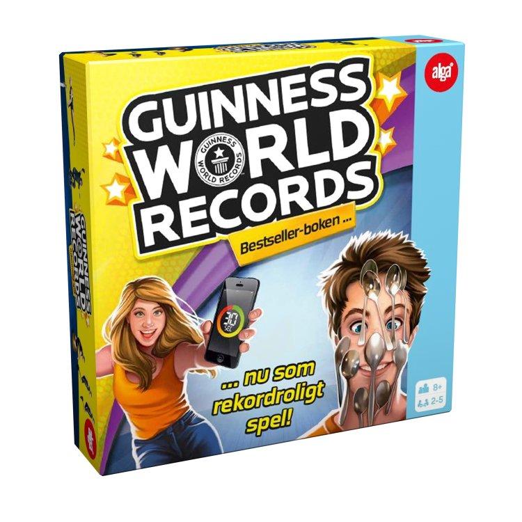 Guinness World Records, Sällskapsspel thumbnail