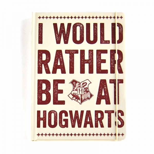 Harry Potter Anteckningsbok Rather Hogwarts