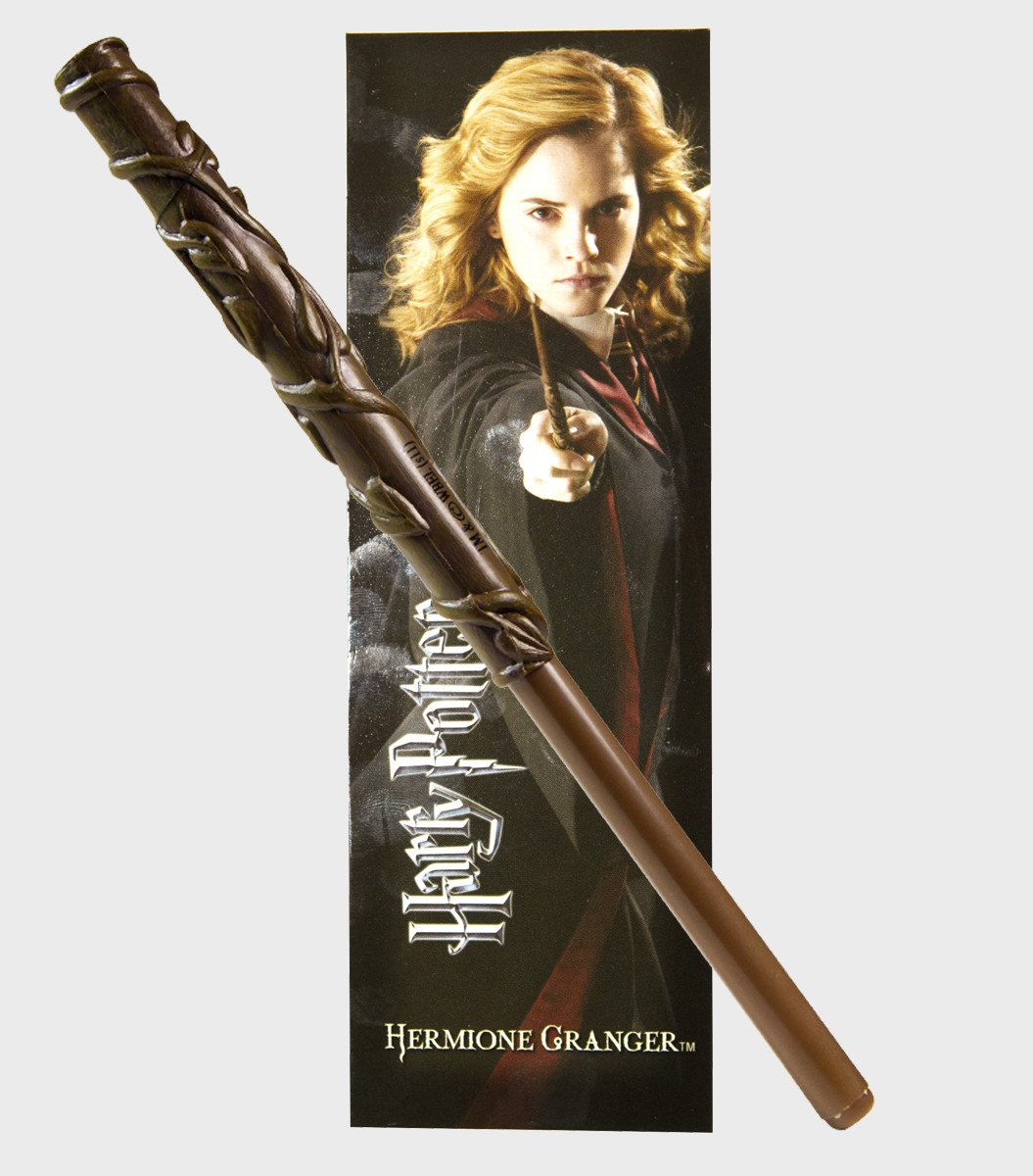 Harry Potter - Hermiones Wand Penna & Bokmärke thumbnail