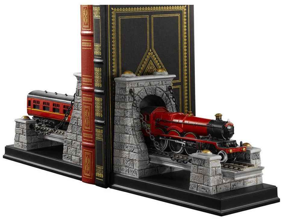 Harry Potter Hogwarts Express Bokstöd thumbnail