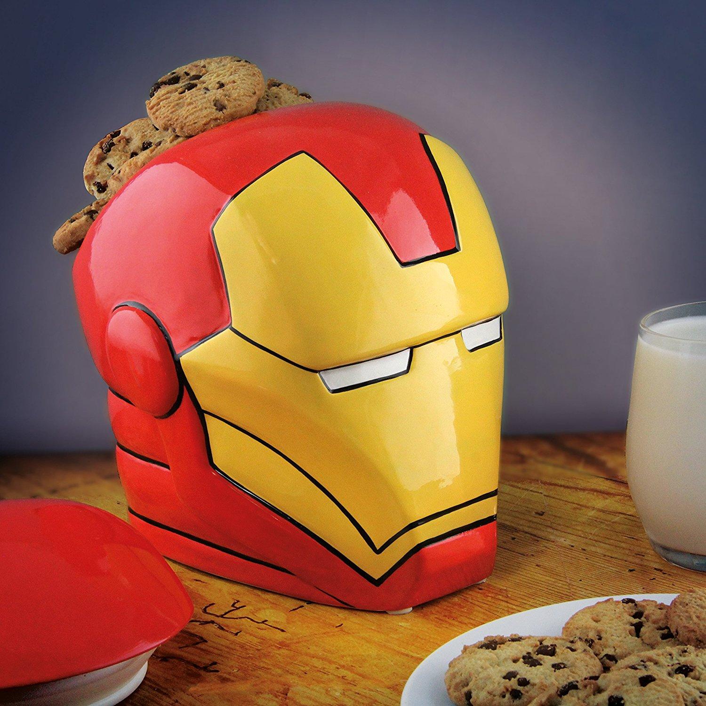 Marvel Iron Man Kakburk thumbnail
