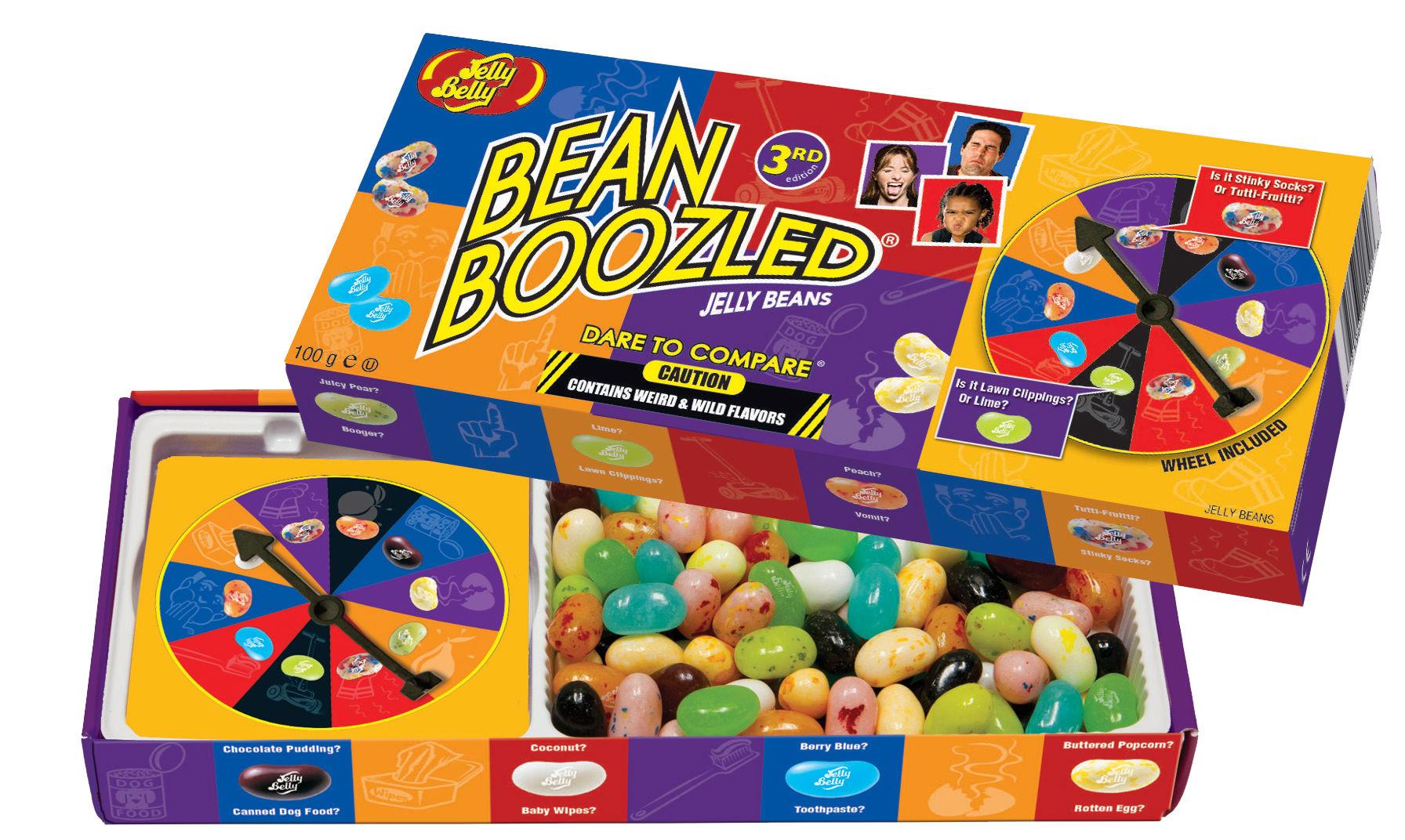 Jelly Belly Beanboozled Spel