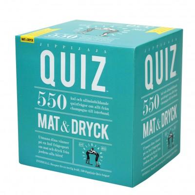 Jippijaja Quiz Mat & Dryck thumbnail