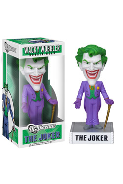 DC Comics Joker Bobble Head 18cm