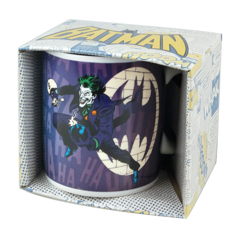 Batman Joker Mugg
