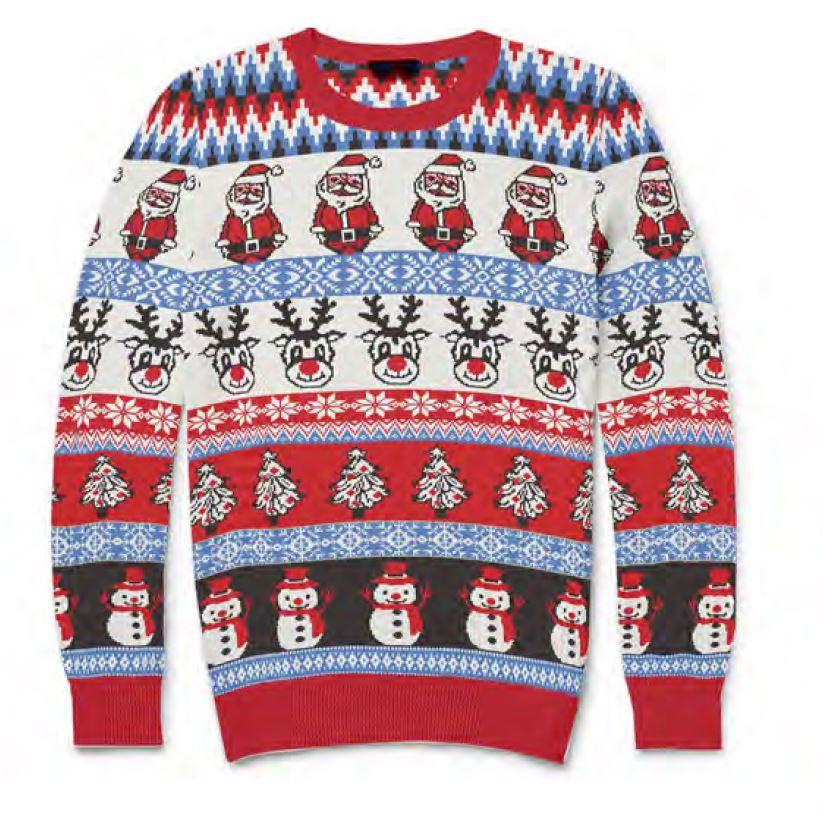 Jultröja Barn Crazy Christmas