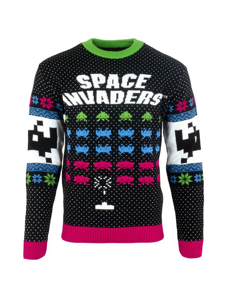 Jultröja Space Invaders