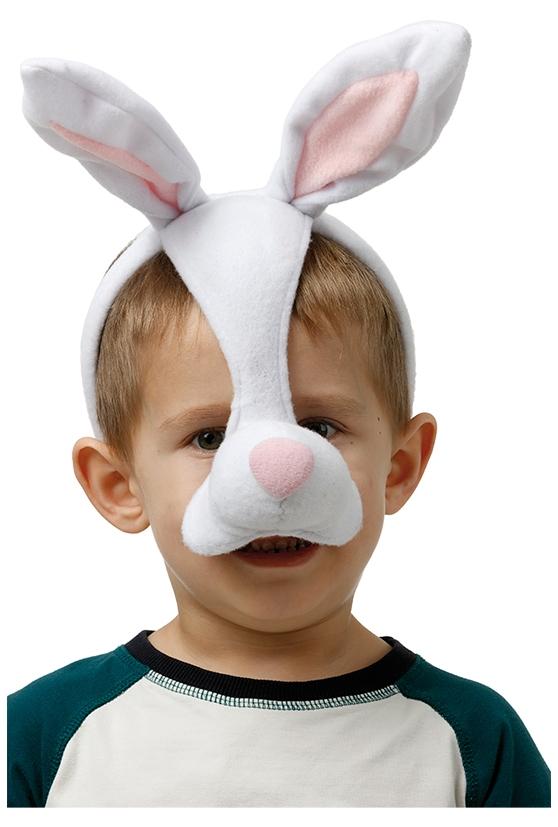 Kaninmask För Barn