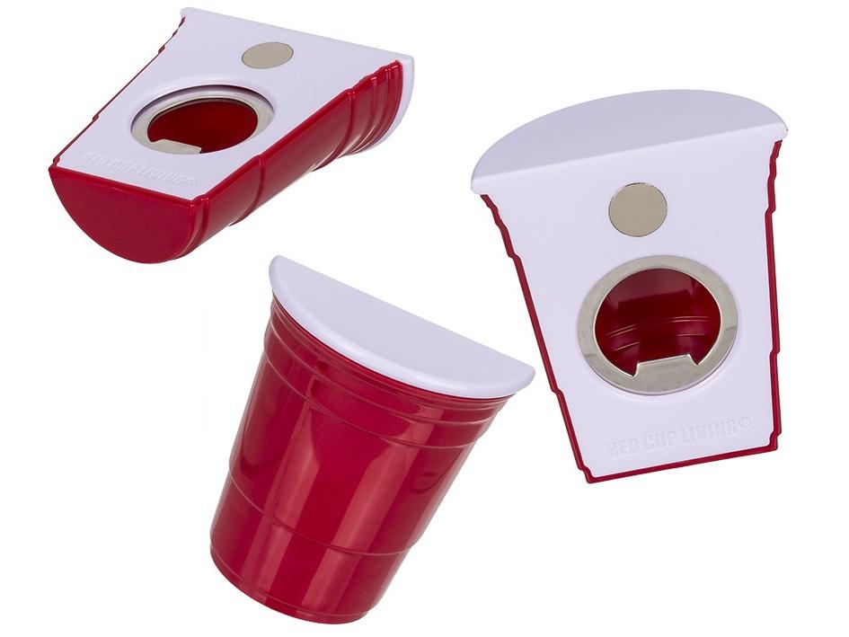 Kapsylöppnare Med Magnet Beer Pong