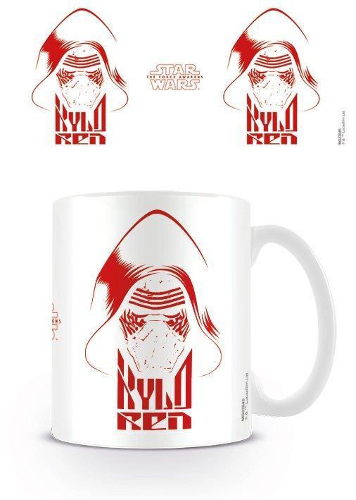 Star Wars Force Awakens Mugg Kylo Ren