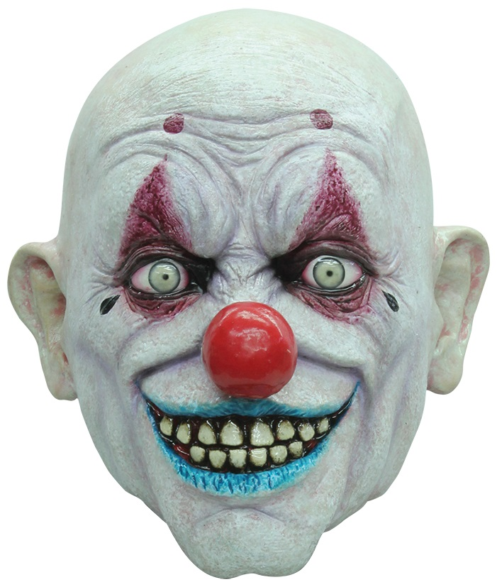 Mask Crappy The Clown