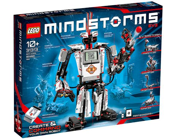 LEGO Mindstorms EV3 31313 thumbnail