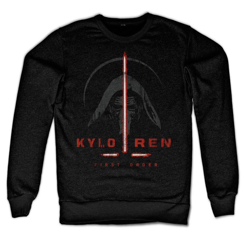 Star Wars Kylo Ren First Order Sweatshirt