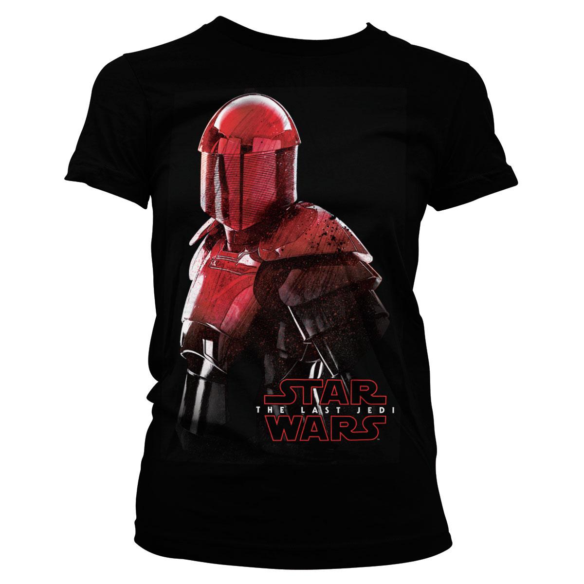 Star Wars The Last Jedi Elite Praetorian Guard Dam T-shirt